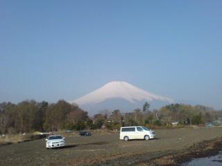 20080423山中湖富士山