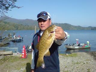20080506 ミノー選手権 木村さん