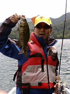 20080605 藤澤さんこれはワームで・・・