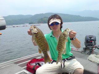 20080706 澤さん午前中の釣果