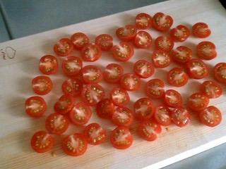 ドライトマト①