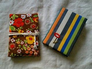 カードケース(ドイツの布)