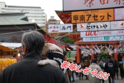 2009・01・01生田神社1