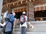 2009・04・11拝殿