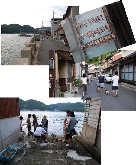2009・07・05伊根の船場散策2
