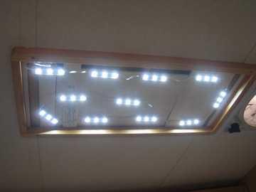 LED取り付け後1