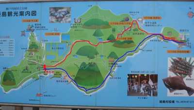 姫島MAP