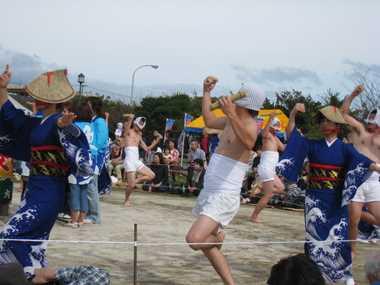 アヤ踊り1