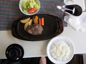 合津牛ハンバーグ