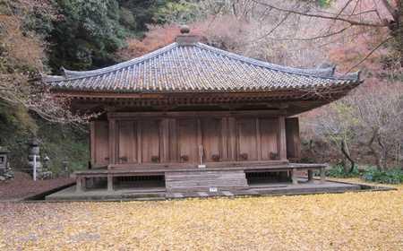 富貴寺金堂1