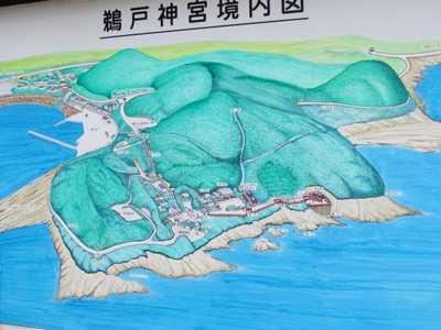 鵜戸神宮地図