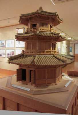 鼓楼模型2