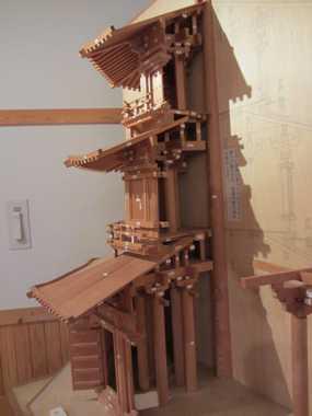 鼓楼模型1