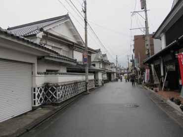 吉井街並み