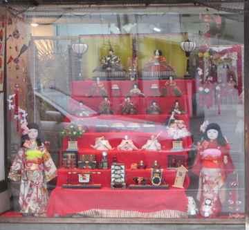 市松人形1