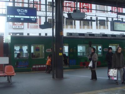 2008.1.19  トーマス列車
