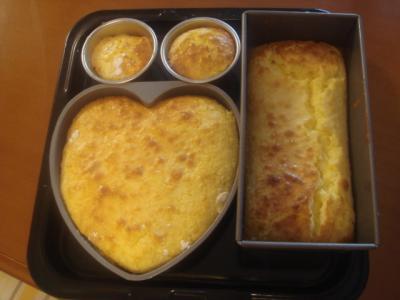 2008.1.23 チーズケーキ