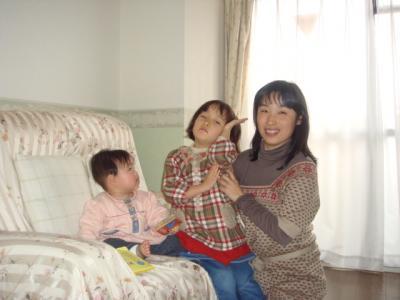 2008.1.19  和と結ちゃん②