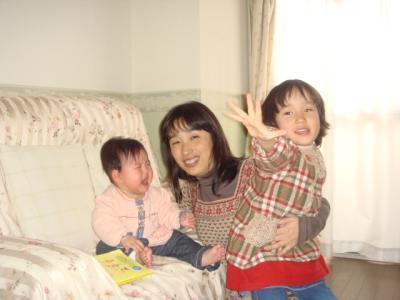 2008.1.19 和と結ちゃん①