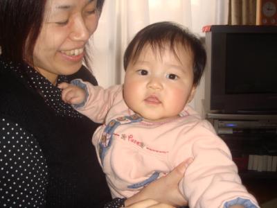 2008.1.19  結ちゃん
