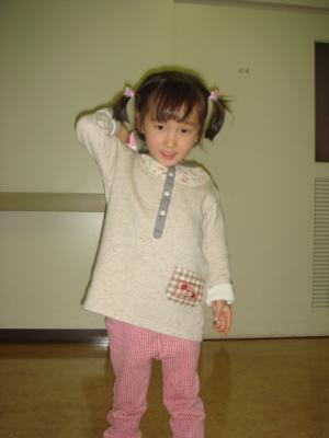 2008.1.20 のんこ紙飛行機飛ばすよ~