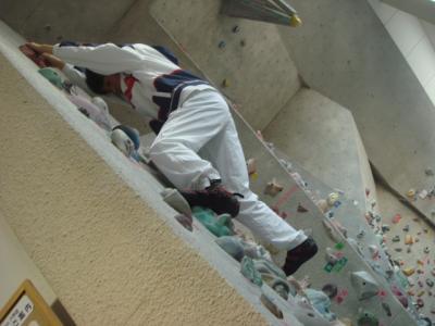 2008.2 ボルダリング1