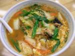 ぎょうざ 満州 餃子 味噌 タンメン 四川風 定食