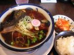 久米川駅南口 麺蔵 もみじ 魚醤油 地鶏醤油
