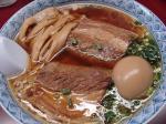 まんぼう亭 新小金井街道 ばら肉ラーメン ねぎラーメン つけめん