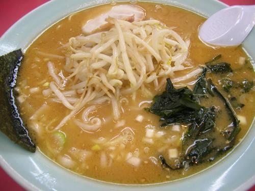 珍珍珍 サンチン とんこくスープ あっさりスープ 味噌ラーメン つけめん