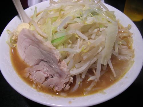 麺僧 曽文 めんぞう そぶん 味噌曽文麺 わんたん入り つけ麺