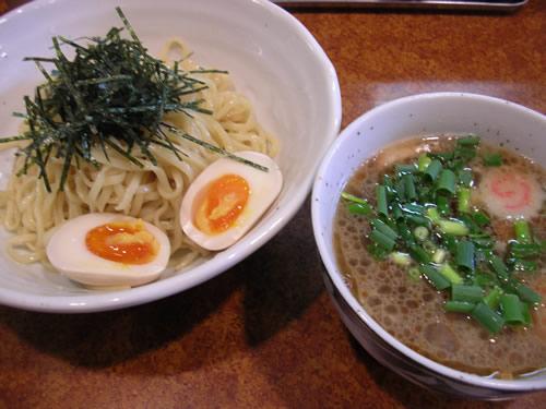 麺杏 三鷹 尾道ラーメン 味噌 肉弾麺 つけ麺