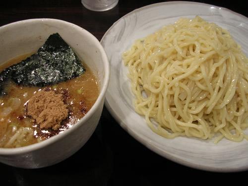 新宿 風雲児 ラーメン つけめん つけ麺 大盛 得製