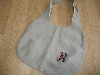 Rのバッグ