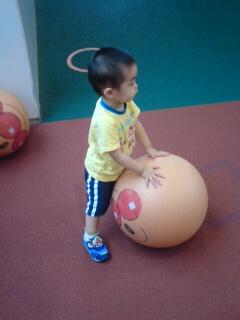 アンパンマンボール