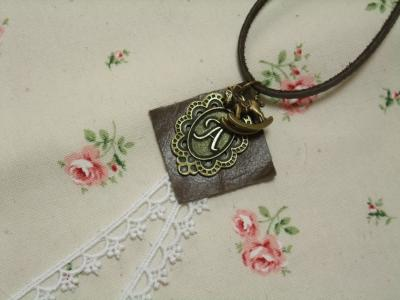 モチーフのネックレス