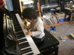 風邪ピアノまじめ