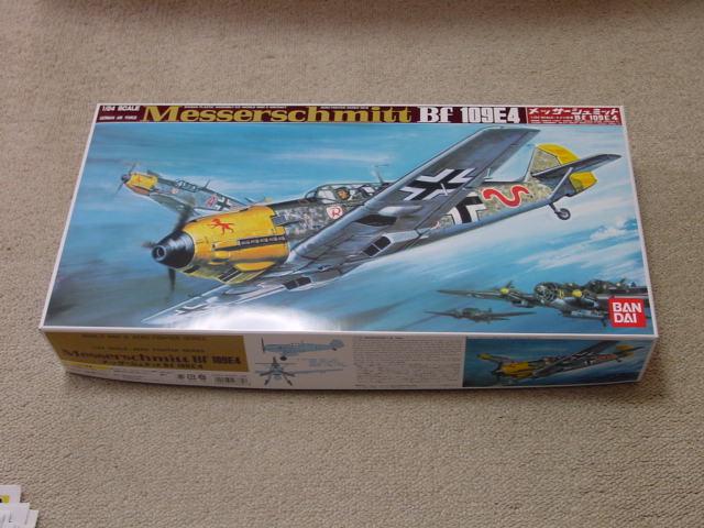 24 Bf-109E4