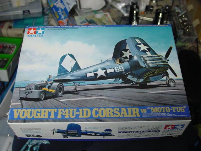 48 コルセア F4U-1D