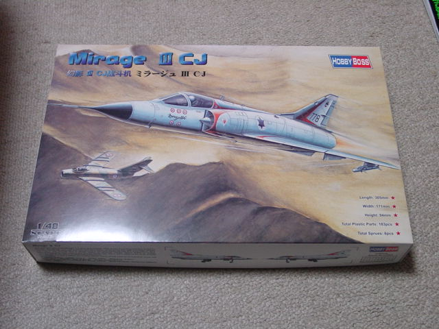 48 ミラージュⅢCJ
