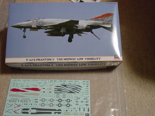 72 F-4J/S ミッドウェイ ロービジ