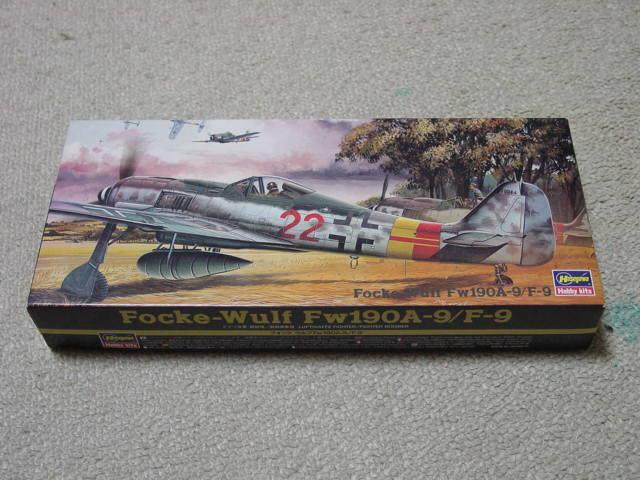 72 Fw190A-9/F-9①