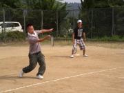 テニスの・・2