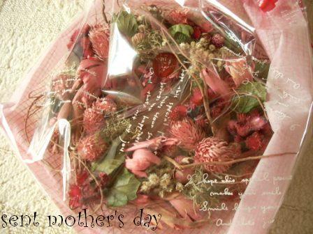 母の日リース☆☆