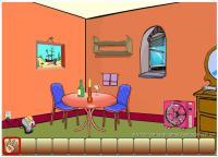 【Escape Orange Room】