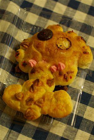 ムスコの手作りパン