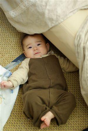 5ヶ月の次男坊