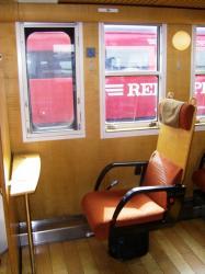 指定席シート