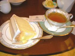 ホテルシフォンケーキ