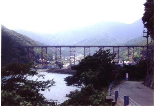 餘部鉄橋 - コピー (2)